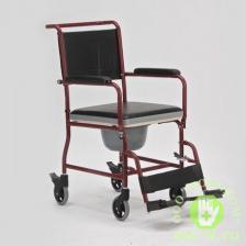 Кресло-коляска с санитарным оснащением Армед FS6921