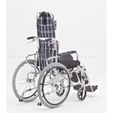 Кресло-коляска механическая алюминиевая FS954LGC – фото 4