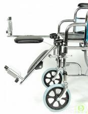 Кресло-коляска с туалетным устройством FS204BJG (MK-C010-46 с ручным тормозом)/(MK-C011- 46 без ручного тормоза) – фото 1