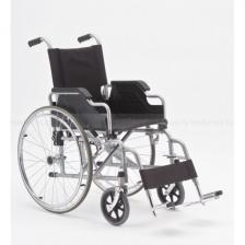 Кресло-коляска механическая стальная FS909 (B)