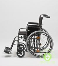 Кресло-коляска механическая стальная FS209AE-61 – фото 2