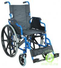 Кресло-коляска прогулочная механическая FS909B