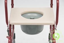 Кресло-коляска с санитарным оснащением Армед FS6921 – фото 2