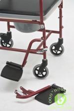 Кресло-коляска с санитарным оснащением Армед FS6921 – фото 4