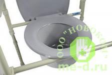 Кресло-туалет складное 10580 – фото 3