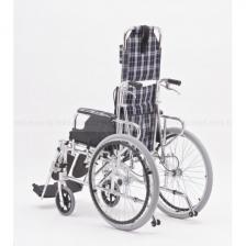 Кресло-коляска механическая алюминиевая FS954LGC – фото 2