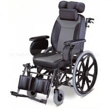 Кресло-коляска механическая стальная FS204BJQ