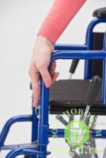 Кресло-коляска для инвалидов ARMED Н 035 – фото 2