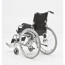 Кресло-коляска механическая стальная FS908AQ – фото 2