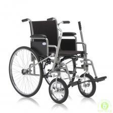 Кресло-коляска для инвалидов Н 005 – фото 3