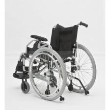 Кресло-коляска механическая алюминиевая FS959LQ – фото 3