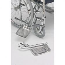 Кресло-коляска механическая стальная FS975-51 – фото 3