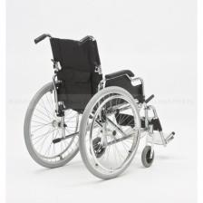Кресло-коляска механическая стальная FS908AQ – фото 4