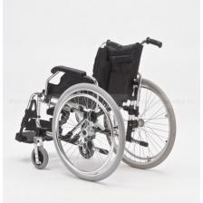Кресло-коляска механическая алюминиевая FS955L – фото 4