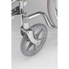 Кресло-коляска механическая стальная FS975-51 – фото 2