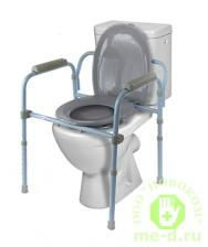 Кресло-туалет Barry 10590 – фото 1