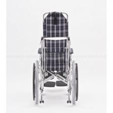 Кресло-коляска механическая алюминиевая FS954LGC – фото 3