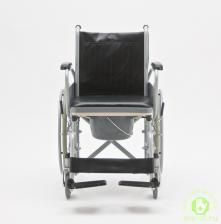 Кресло-коляска с санитарным оснащением для инвалидов Armed FS681 – фото 3
