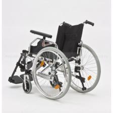 Кресло-коляска механическая алюминиевая FS250LCPQ – фото 4