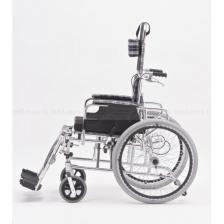 Кресло-коляска механическая алюминиевая FS954LGC – фото 1