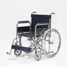 Кресло-коляска механическая стальная FS975-51