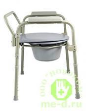 Кресло-туалет складное 10580 – фото 2