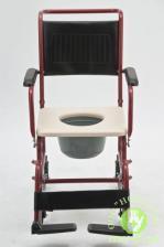 Кресло-коляска с санитарным оснащением Армед FS6921 – фото 1