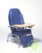 Кресло-стул повышенной комфортности колесах Normandie (гериатрическое кресло) – фото 1