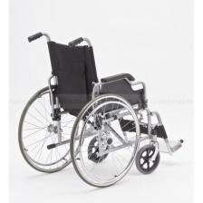 Кресло-коляска механическая стальная FS909 (B) – фото 2