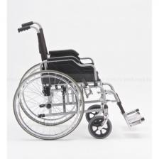 Кресло-коляска механическая стальная FS909 (B) – фото 3