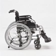 Кресло-коляска механическая алюминиевая FS957LQ – фото 4