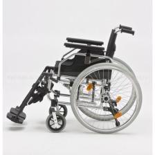 Кресло-коляска механическая алюминиевая FS250LCPQ – фото 3