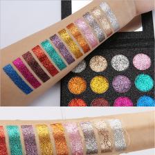 SEPROFE Glitter BOMB - Палитра глиттерных теней из 12 цветов. – фото 2