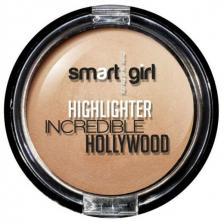 Belor Design Хайлайтер Smart girl BelorDesign Incredible hollywood №001 золотистый 7,3 г