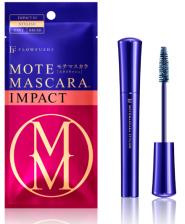 Flowfushi Mote Mascara IMPACT Stylish Тушь для ресниц удлиняющая и придающая объем, цвет синий