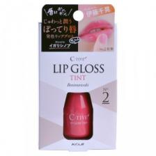 Увлажняющая губная помада – тинт с аппликатором Розовый , KOJI 1 шт
