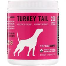 Canine Matrix Turkey Tail Mushroom Powder 7.1 oz (200 g) Cnm-00482