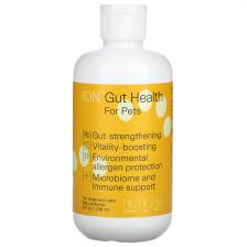 Ion Biome Gut Health For Pets For Dogs and Cats 8 fl oz ( 236 ml) Iob-00742