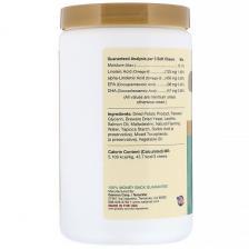 NaturVet Omega-Gold с жиром лосося добавка для собак и котов улучшение состояния кожи и шерсти 180 мягких жевательных таблеток Vet-03818 – фото 1