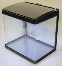 Аквариум Atman XR-380 черный LED, 35 литров