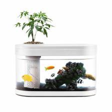 Аквариум Xiaomi Geometry Fish Tank Aquaponics Ecosystem (HF-JHYG001)