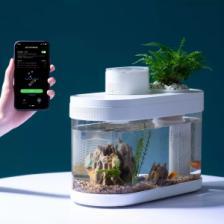 Умный Аквариум Xiaomi AI Smart Modular Fish Tank Pro С180 (HF-JHYG07) версия без автокормушки – фото 1