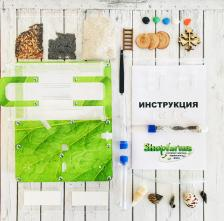 """Комплект Муравьиной фермы Shopfarms standart """"Зеленый лист"""""""