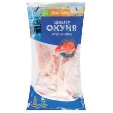 Филе окуня Фасоль без кожи свежемороженое 1 кг