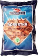 Креветки варено-мороженые 70/90 фас. 1 кг Океанпремиум