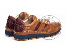 Мужские кроссовки Pikolinos M4U-6048C1 Brandy – фото 2