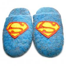 """EcoTapki Тапочки """"Супермен"""""""