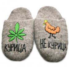 "EcoTapki Тапочки ""Курица"""
