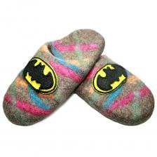 """EcoTapki Тапочки """"Бэтмен"""" – фото 1"""