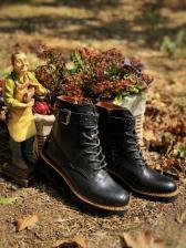 Женские ботинки Pikolinos W0V-8668 Black – фото 1